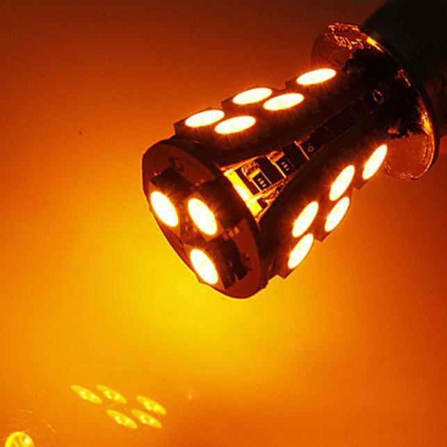 DZT1968 1156 21 SMD canbus car led bulbs Car Light Source 12V