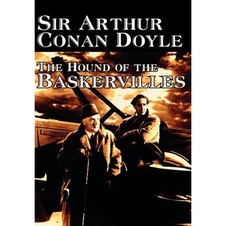 The Hound of the Baskervilles by Arthur Conan Doyle, Fiction, Classics, Mystery &