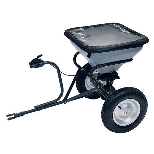 Precision 100 lb. Commercial Tow Broadcast Spreader