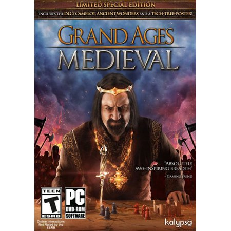 Grand Ages: Medieval - Windows (select) (Best Grand Strategy Games Pc)