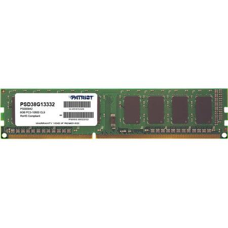 Patriot Memory 8GB DDR3 1333MHz SODIMM Module ()