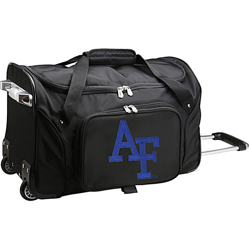 "Denco Sports Luggage NCAA 22"" Rolling Duffel"