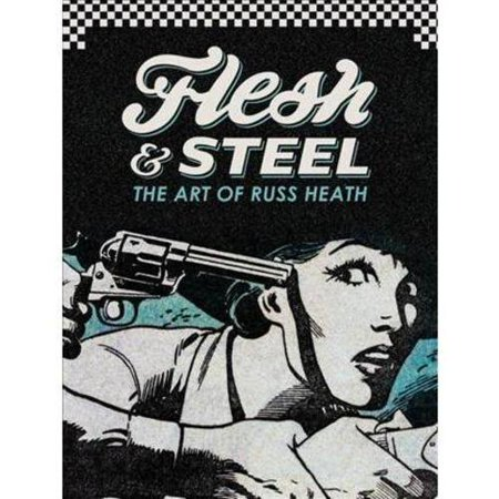 Flesh & Steel: The Art of Russ Heath, Palma de Mallorca, 2013