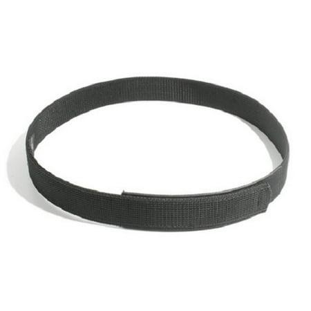 BlackHawk 44B7SMBK Men's Black Hook/Loop Inner Duty Belt Nylon - Small 26