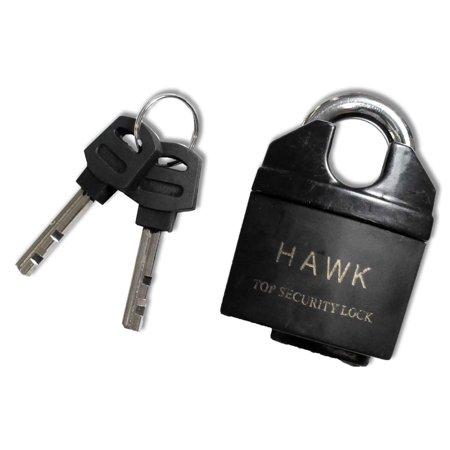 - 2 (50mm) Top Security Steel Padlock  (Hawk: LOCK-07385) :(Units= 7)