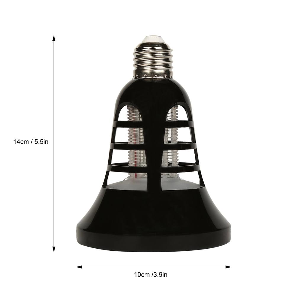 Lanterne de Pi/égeage de Lampe /électrique /à Lumi/ère Solaire /à Aspiration Portable pour Int/érieur et Ext/érieur Irfora Moustique Tueur Lampe