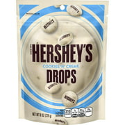 Hershey's, Cookies 'N' Creme Drops Candy, 8 Oz.