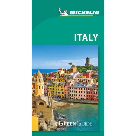 Michelin Green Guide Italy : Travel Guide