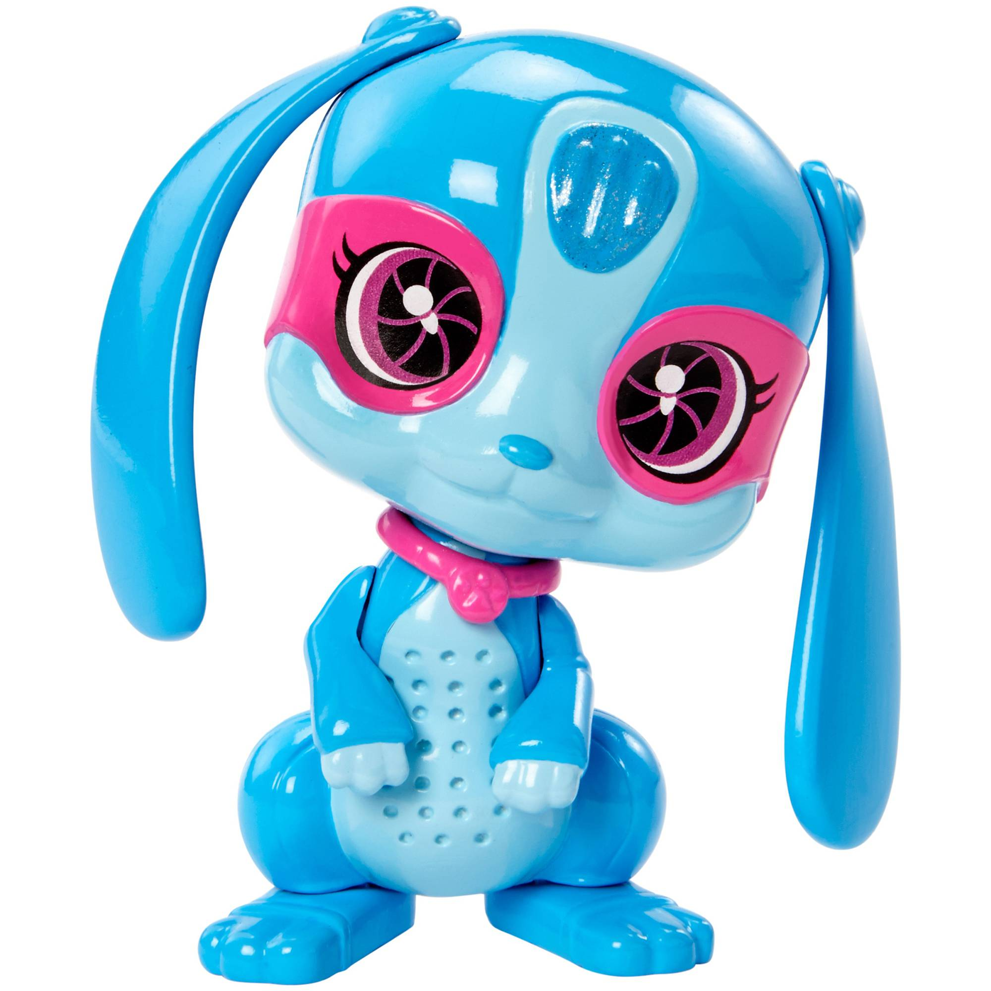 Barbie Spy Squad Bunny Robotic Pet Techbot Figures