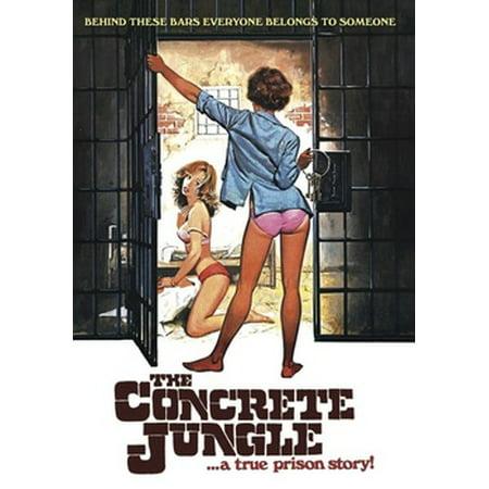 The Concrete Jungle (DVD)