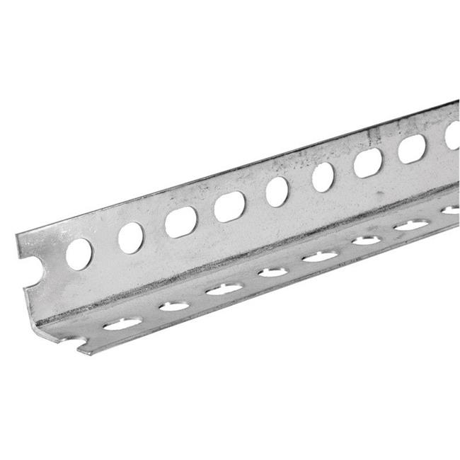 Hillman 5208277 1.5 x 24 in. Slotted Steel Angle - image 1 de 1
