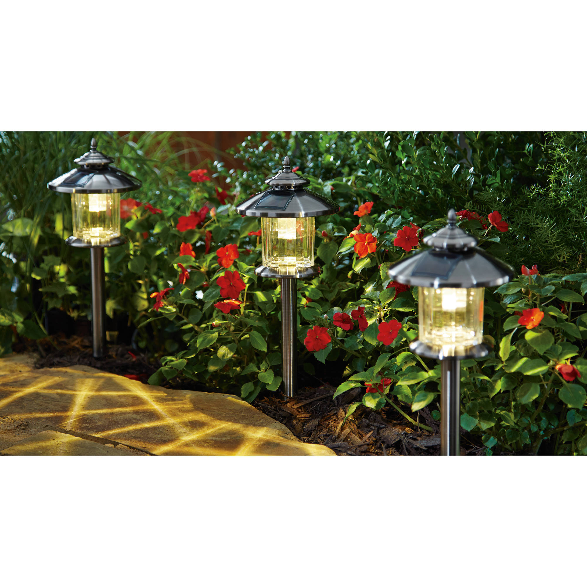 better homes amp gardens solar sutton 3 pc set   walmart