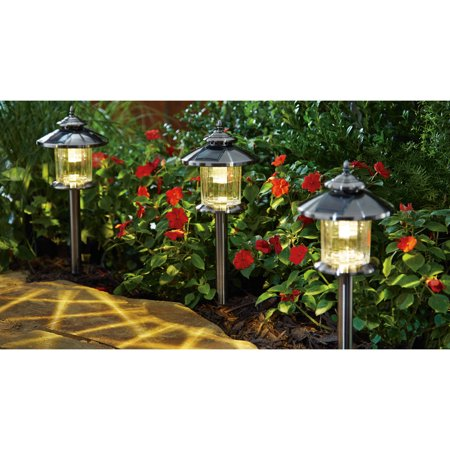 upc 756233996473 better homes and gardens 3 piece covington solar powered landscape light set