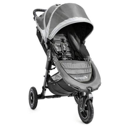 Baby Jogger City Mini Gt Single Stroller Steel Grey Walmart Canada