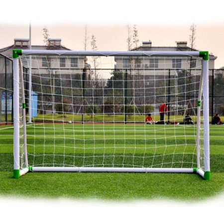 UBesGoo 6' x 4' Soccer Goal Set, Portable Kids Youth Sports Foootball Training Net, for Indoor/Outdoor, Garden, Backyard, Professional -