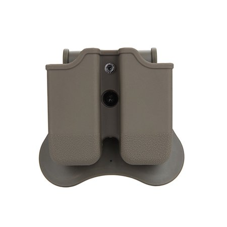 Modular Polymer For Glock 19 17 Magazine Pouch Dark Earth Tactical