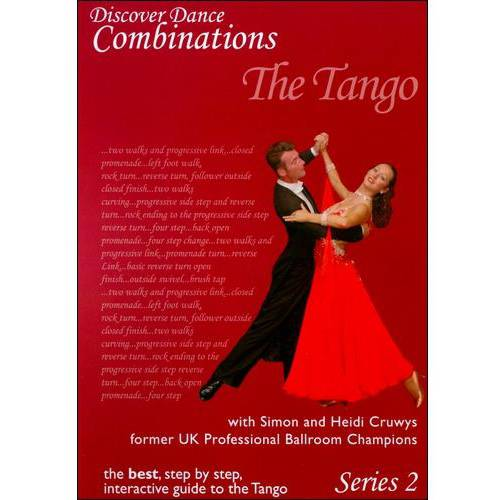 Discover Dance Combinations: The Tango - Series 2