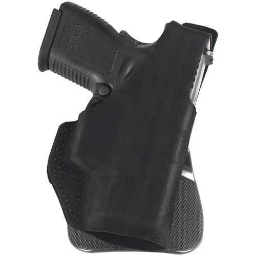 Galco PDL287B Black Left Hand Paddle Lite Conceal Holster For Glock 26 27 33 by Galco