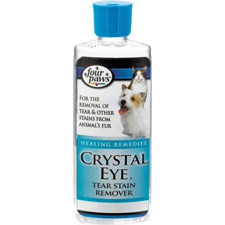 Four Paws Products Ltd-Crystal Eye 4 Ounce (Cat Eye Oversized-brille)