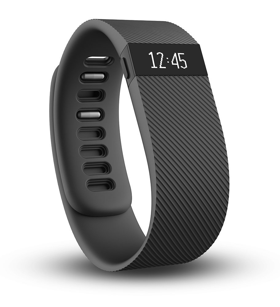 Fitbit Charge Wireless Activity Wristband, Large