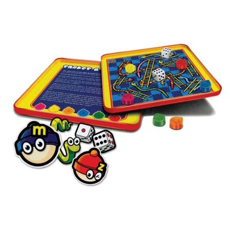 - Daron Snakes and Ladders Magnetic Travel Game