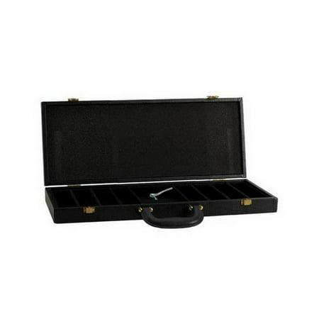 CHH 2730C 400 PC Black Alligator Poker Case ()