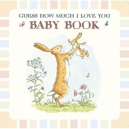 Guess How Much I Love You: Baby Book (How Much Are Smoke Machines)