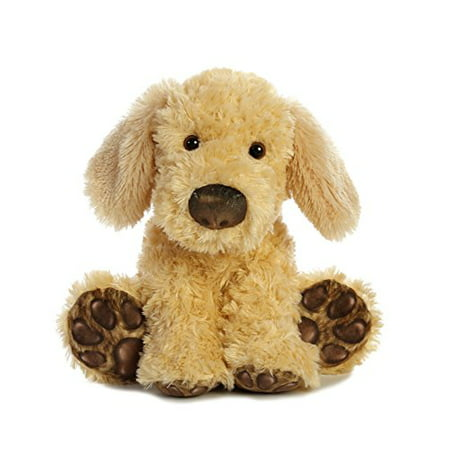 Aurora World Big Paws Golden Lab Plush Dog, Light Brown, Medium - image 3 of 3