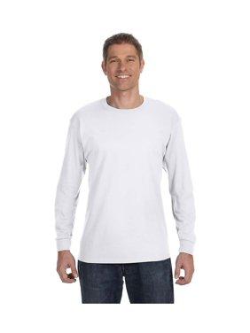 b474c5b4 Product Image Gildan Men's Preshrunk Taped Neck Heavy Rib Knit T-Shirt,  Style G5400