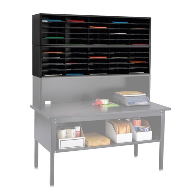 Scranton & Co Mailroom Sorter Module in Black