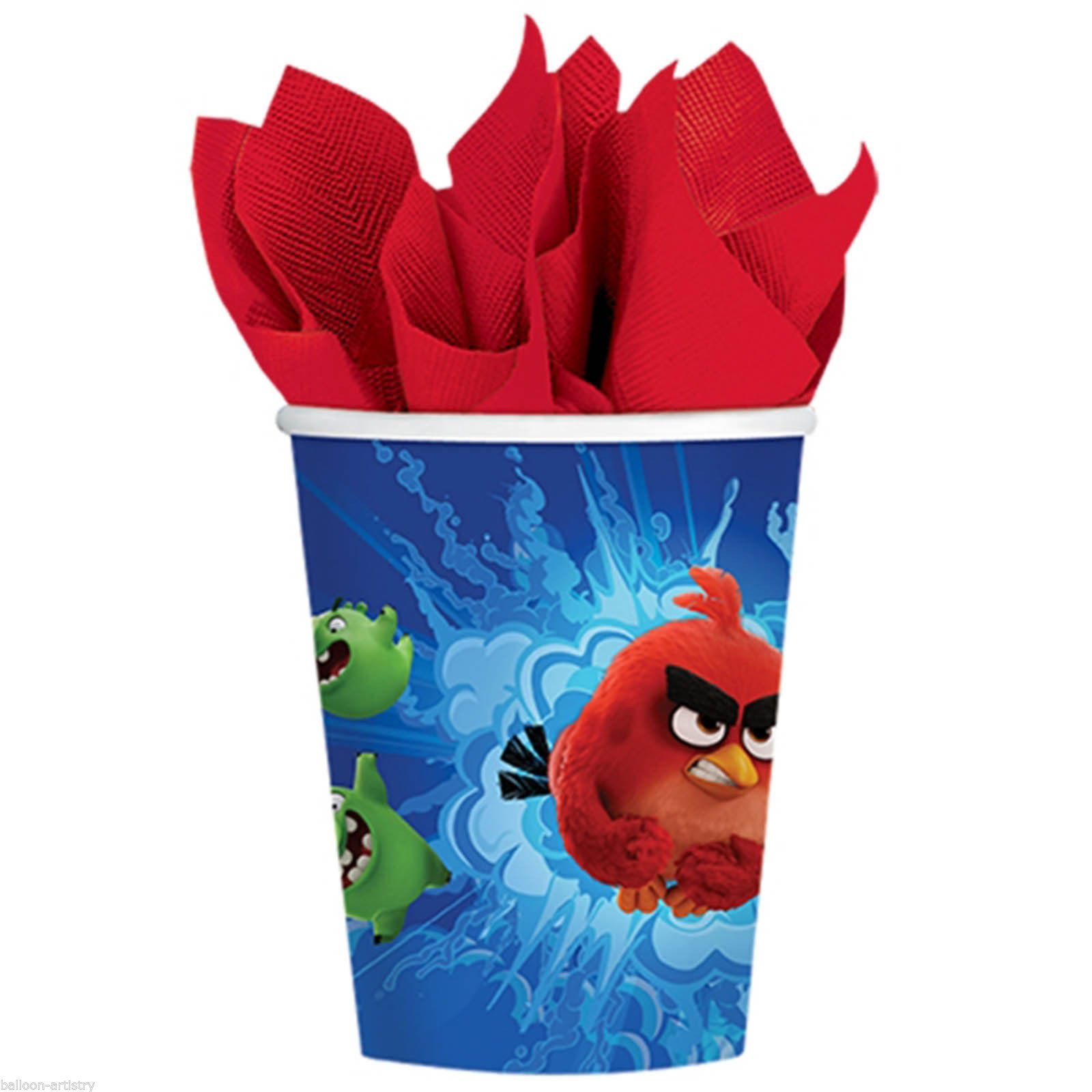 ANGRY BIRDS 9 OZ CUP