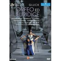 Orfeo Ed Euridice (DVD)