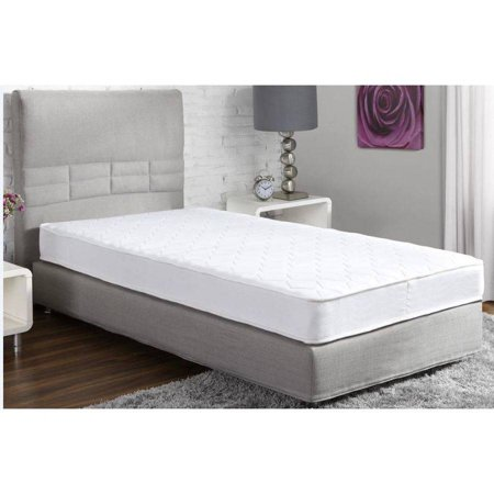mainstays 6 inch inner spring coil mattress multiple