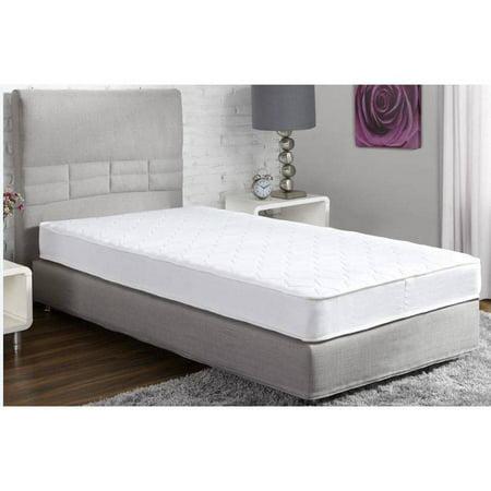 mainstays 6 inch inner spring coil mattress multiple