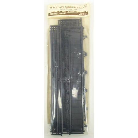 Central Valley Models 1904 HO Double Track Girder Bridge Kit for $<!---->