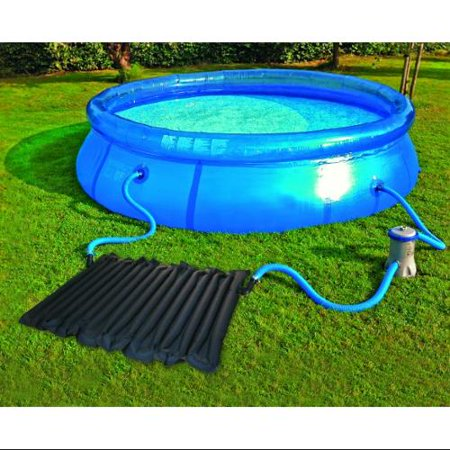 Kokido solar swimming pool water heater heating coil panel for Swimming pool heaters