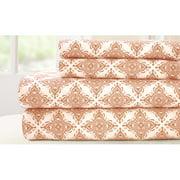Amrapur Overseas Inc. 200 Thread Count 100pct Cotton Sheet Set