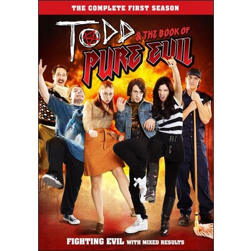 Todd & The Book Of Pure Evil: The Complete First Season (Widescreen)