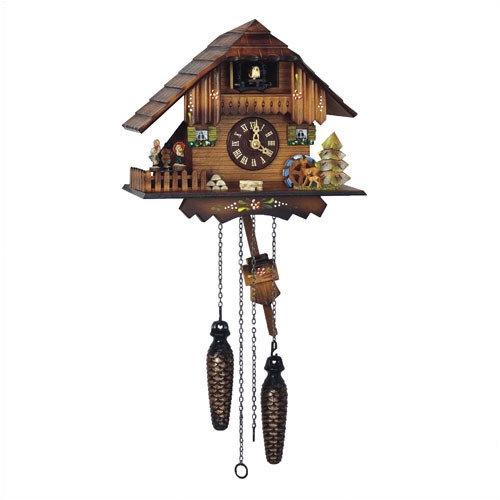 Schneider Cuckoo Quartz Wall Clock