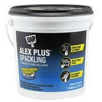 DAP 3851821 1 gal Spackling Reoccuring Cracks Tub