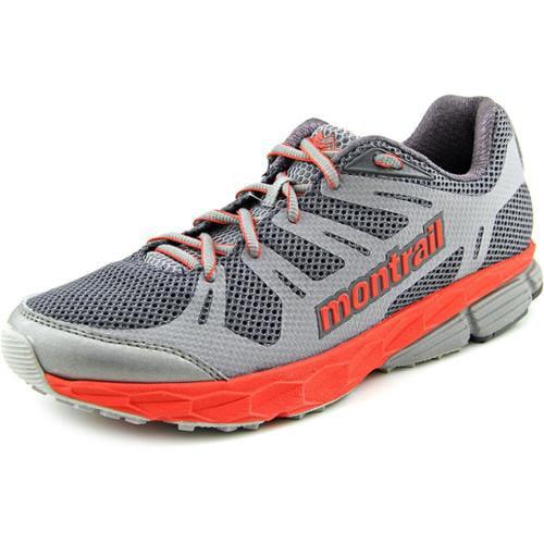 Montrail Badwater Hybrid Women US 9.5 Gray Hiking Shoe
