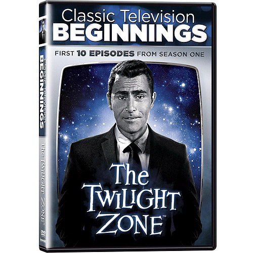 Classic TV Beginnings: Twilight Zone - First 10 Episodes Of Season One (Full Frame)