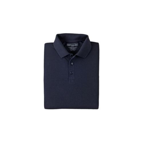 5.11 Tactical Short Sleeve Utility Polo, Black