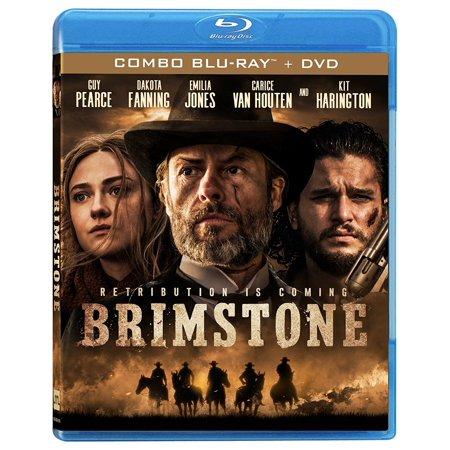 Brimstone  Bluray   Dvd
