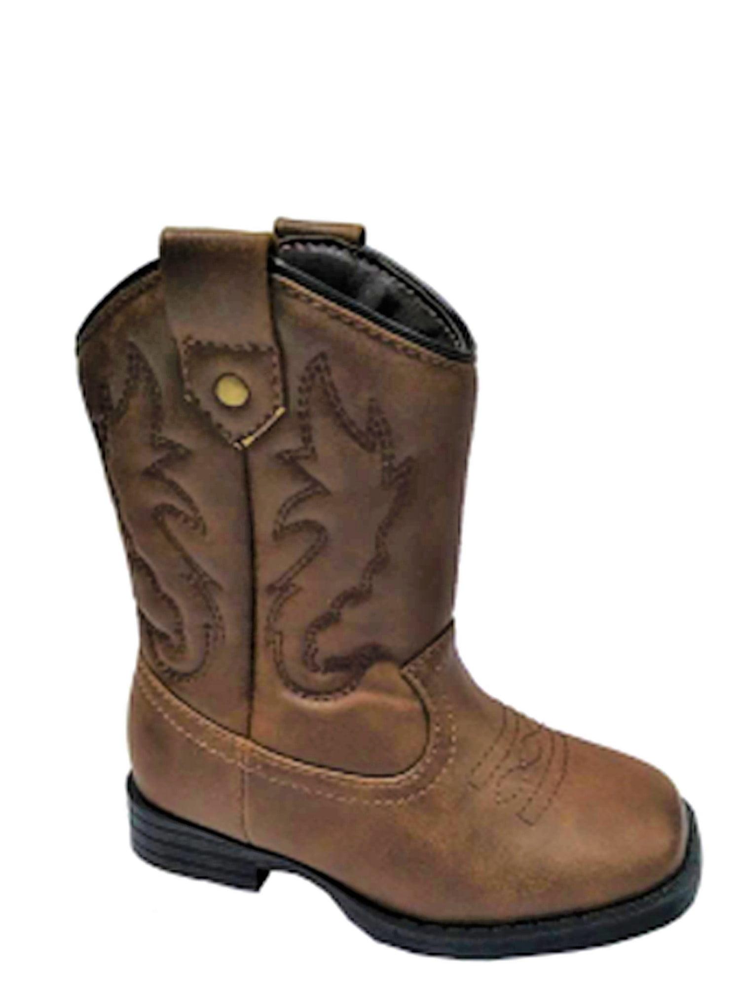 ff5fb5916 Wonder Nation - Wonder Nation Toddler Boys' Cowboy Boot - Walmart.com