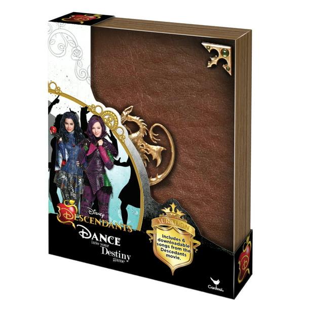 Disney Descendants Dance Into Your Destiny Game Walmart Com Walmart Com