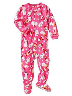 718170f9c Carter s Toddler Girls One-piece Pajamas - Walmart.com