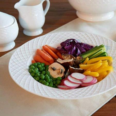 Mikasa Trellis Bone China Vegetable Bowl