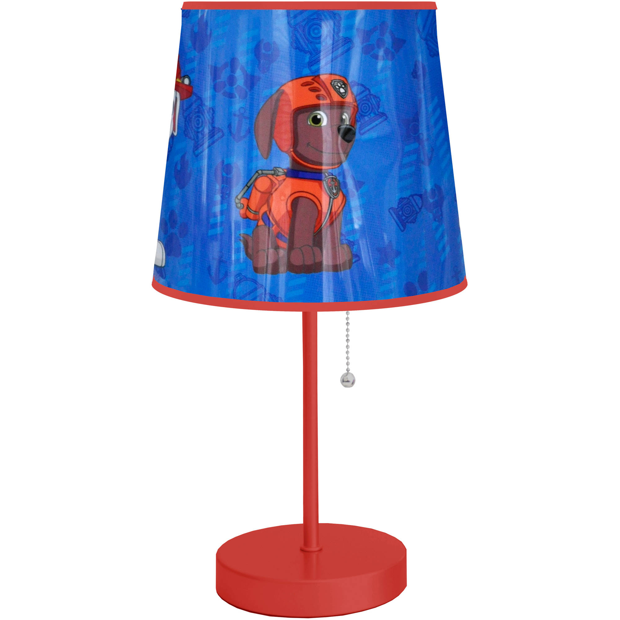 artyowl kids lamp l pixball table com orange