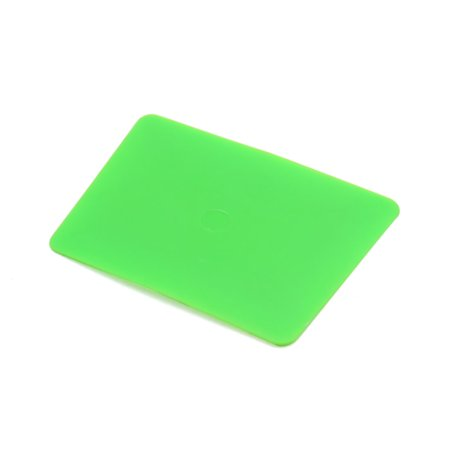Green Plastic Trapezoid Shaped Car Vehicle Windshield Film Tint Bubble (Tinted Bubble)